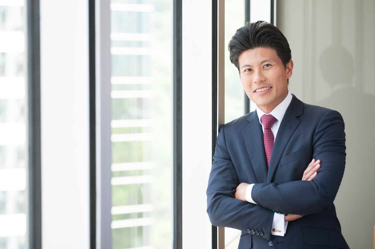 By announcing that it will proactively use its voting rights, Fidelity International aims to improve the governance and sustainable behaviours of the companies it invests in, says Jenn-Hui Tan, global head of sustainable investment and management. Fidelity International/Ron Yue