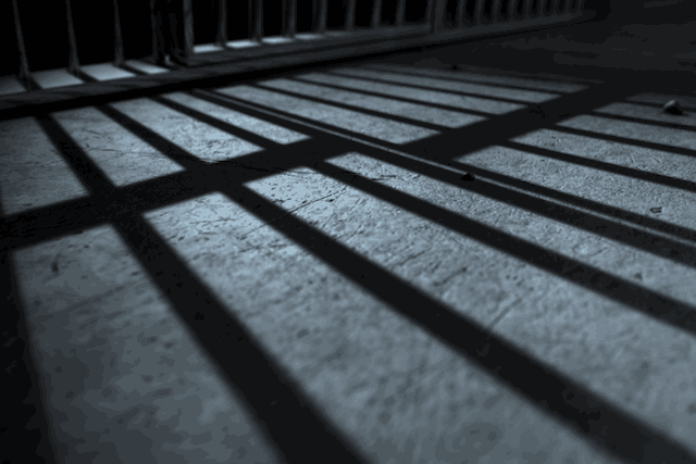 A total of 547 people were serving a sentence at Schrassig prison as of 16 September this year Photo: Shutterstock
