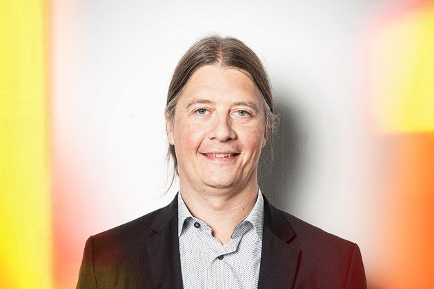 Koen Maris, Cybersecurity Leader, PwC Luxembourg   Crédit : Maison Moderne