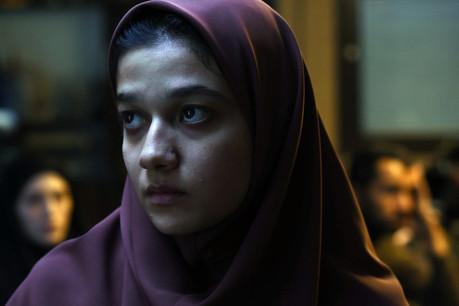L'actrice Sadaf Asgari dans le film «Yalda, a night of forgiveness», qui a reçule grand prix du jury du cinéma mondial au festival du film de Sundance. (Photo: Filmfund/Amour Fou Luxembourg)