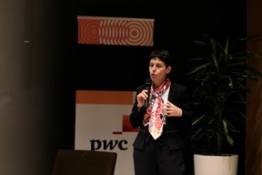Rima Adas (PwC Luxembourg) ((Photo: Matic Zorman / Maison Moderne))
