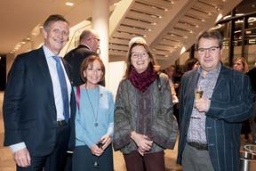 Carlo Thill (à gauche) (Patricia Pitsch - Maison Moderne Publishing SA)