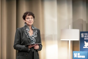 Nadine Schweyen (Directrice Communication de BGL BNP Paribas) (Patricia Pitsch - Maison Moderne Publishing SA)