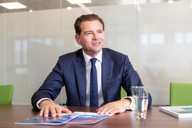 Christian Staub, Head of Europe, Fidelity International Helen Ree