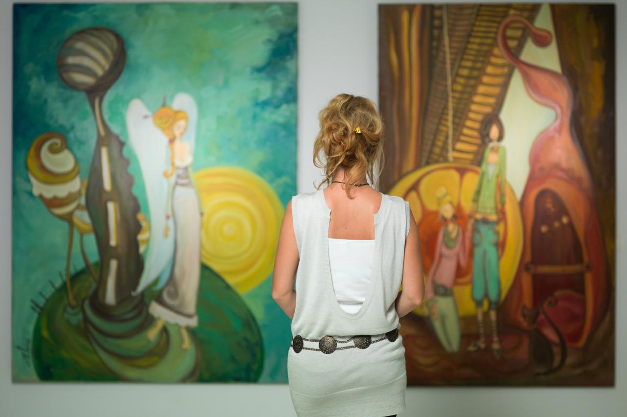 Faute de galeries «à l'ancienne» et de foires internationales, les galeristes découvrent ou redécouvrent l'importance d'être bien connectées à des acheteurs potentiels. Là où Finarta a un rôle crucial à jouer. (Photo: Shutterstock)