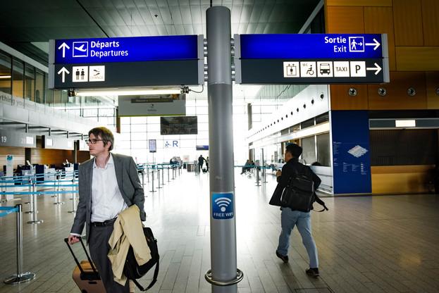 Sortir du Findel après l'atterrissage prend en moyenne 15,5 minutes. (Photo: Nader Ghavami / Archives)