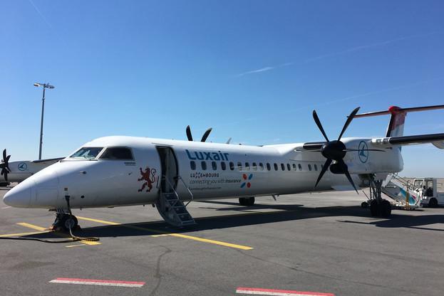 Sur son site internet, Luxair annonce une reprise des vols dès le 4 mai. Pour l'instant. (Photo: Luxair)
