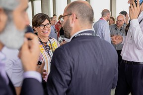 Barbara Brecko (Ginkgo Solutions Facilities) ((Photo: Jan Hanrion / Maison Moderne))