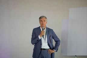 Romain Muller (JLL) ((Photo: Jan Hanrion / Maison Moderne))