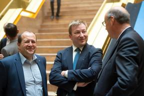 Marc Hansen (Ministre délégué à la Digitalisation) ((Photo: Anthony Dehez))