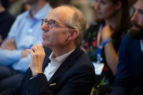 Luc Frieden (Président de la Chambre de commerce) ((Photo: Anthony Dehez))