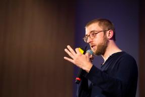 Nicolas Meric (CEO de DreamQuark) - Prix spécial KMPG Light House ((Photo: Anthony Dehez))