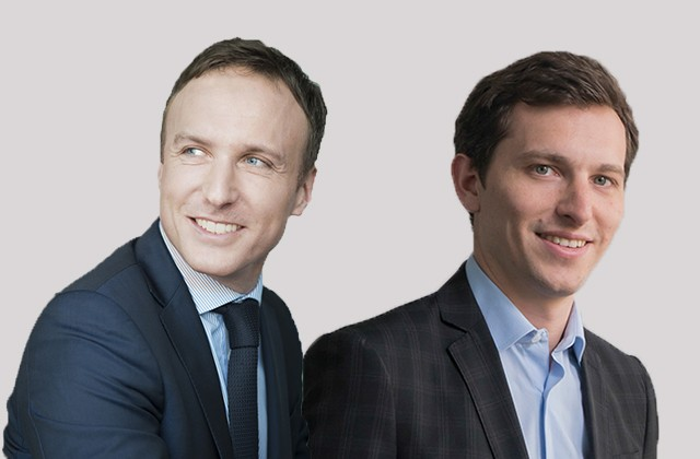 Jérémie Schaeffer, partner et head of corporate implementation et Olivier de La Guéronnière, director corporate implementation, chez Atoz Tax Advisers. (Photo: Maison Moderne)