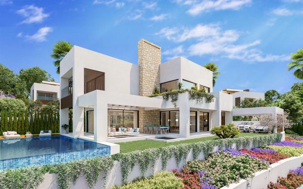 «La Fuente» est un projet immobilier totalement exclusif, un des derniers de cette ampleur dans le centre de Marbella, avec une forte marque luxembourgeoise. (Photo: Firce Capital/WeInvest)