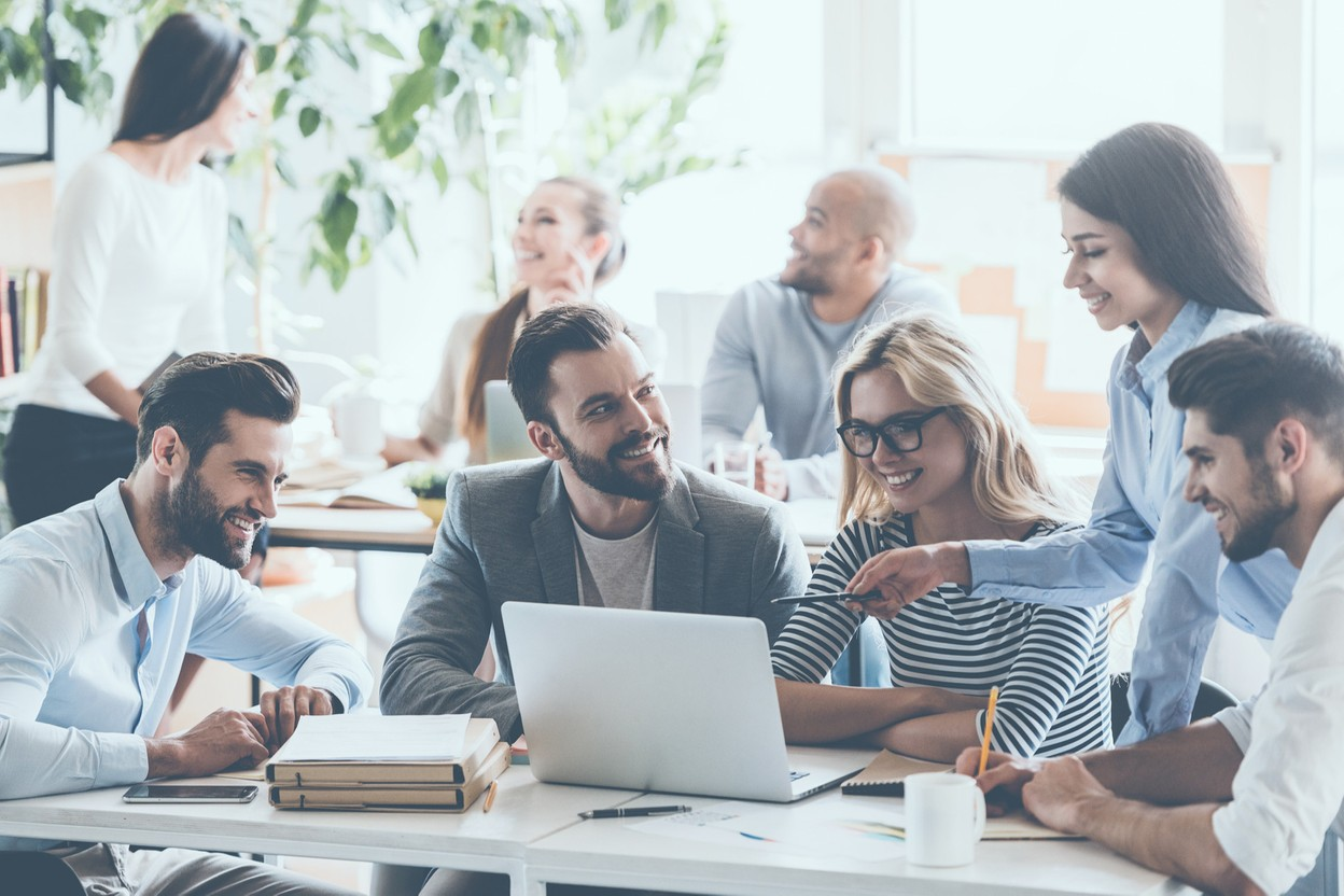 Five of the 13 companies awarded the Great Place to Work label in Luxembourg have made it into the European top 150. (Photo: Shutterstock)