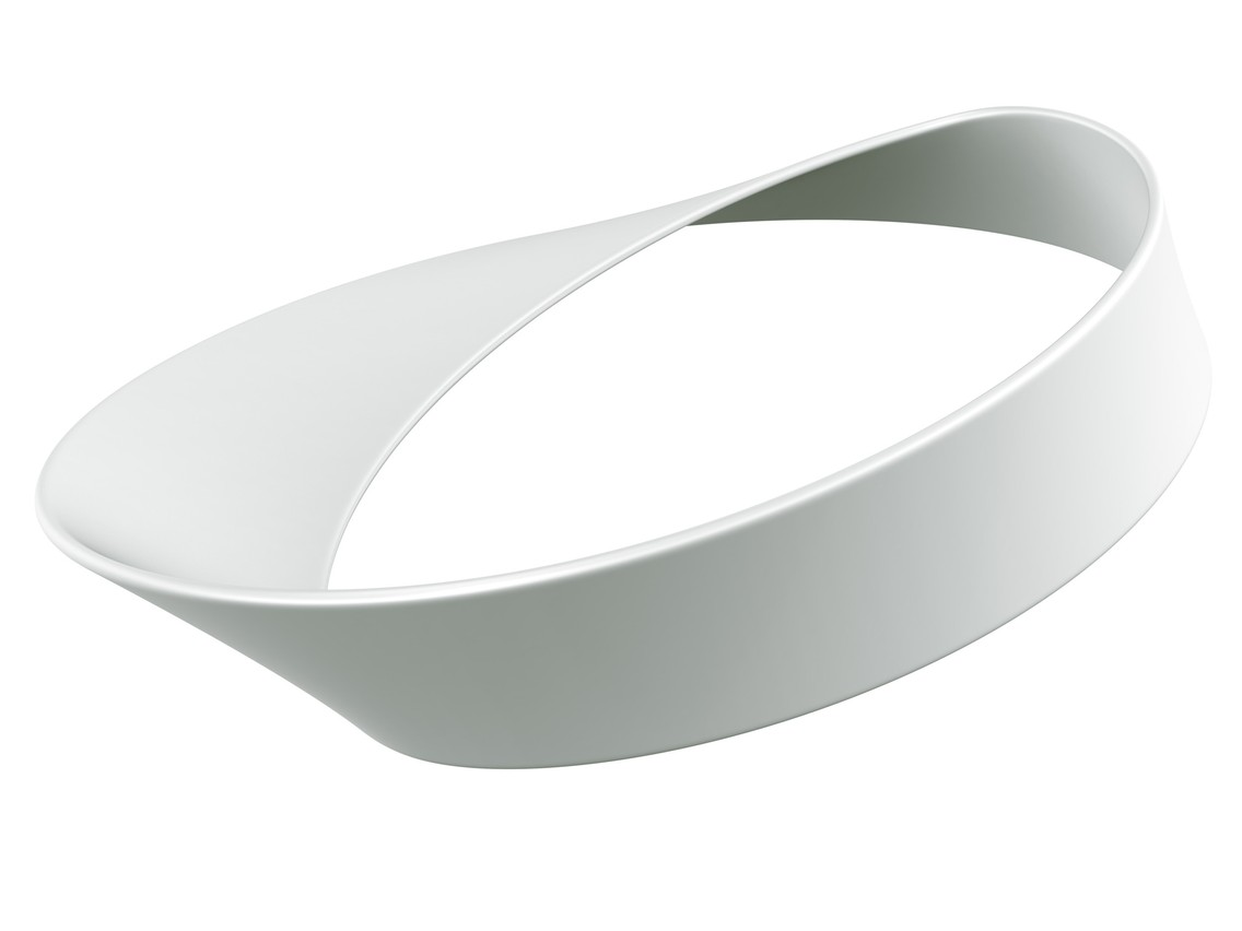 3D rendering of a Mobius strip Photo: Shutterstock
