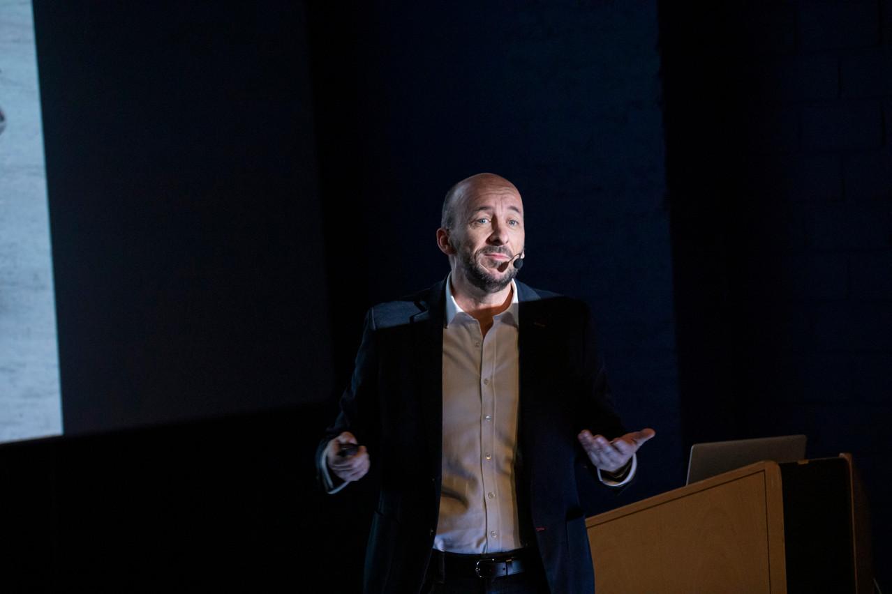 MathieuMathelin avait été recruté voici deux ans par Maison Moderne pour prendre la tête de son agence interne. (Photo: Jan Hanrion/Maison Moderne/archives)