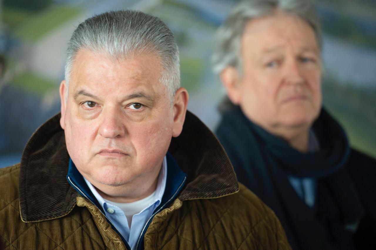 Mercredi soir, le 1. FC Kaiserslautern a décidé d'entamer des discussions avec un groupe d'investisseurs régionaux, dont Flavio Becca ne fait pas partie. (Photo: Anthony Dehez)
