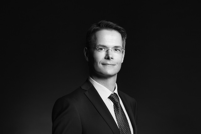 Florent Albert gère l'ensemble des finances du groupe d'assurance-vie depuis le siège luxembourgeois. (Photo: Lombard International)