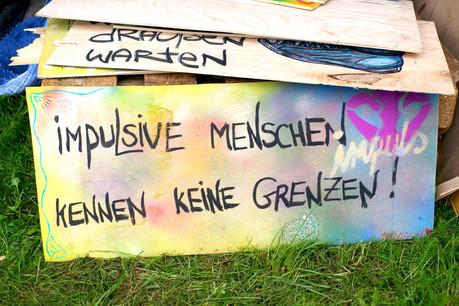 L'ouverture d'esprit: un des maîtres mots du Kolla Festival à Steinfort (Photo: Raoul Thill)