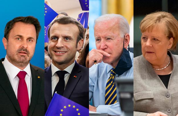 «Les pays avancés peuvent augmenter la progressivité de l'imposition sur le revenu et recourir davantage aux impôts sur les successions et les donations, ainsi qu'à la fiscalité foncière», indique notamment le FMI. (Photos:White House / European Union / Maison Moderne)
