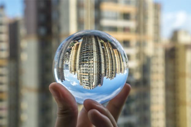 Le FMI craint une bulle immobilière, dont l'explosion pourrait amener à des corrections de valeurs comprises entre 14% et 22%. (Photo: Shutterstock)