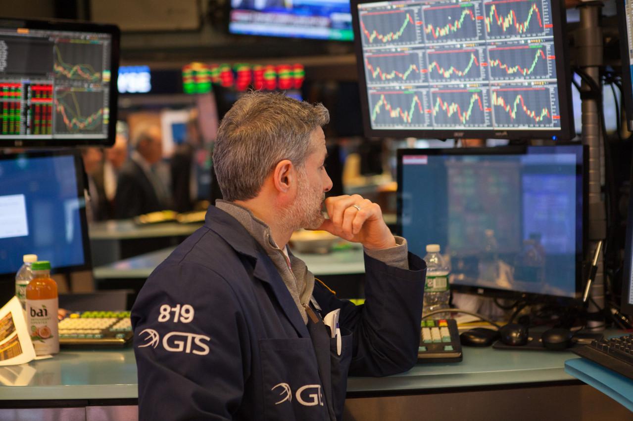 Selon les experts du FMI, un retournement brutal des marchés n'est pas à exclure, et aurait alors pour effet d'aggraver les perspectives de reprise. (Photo: Shutterstock)