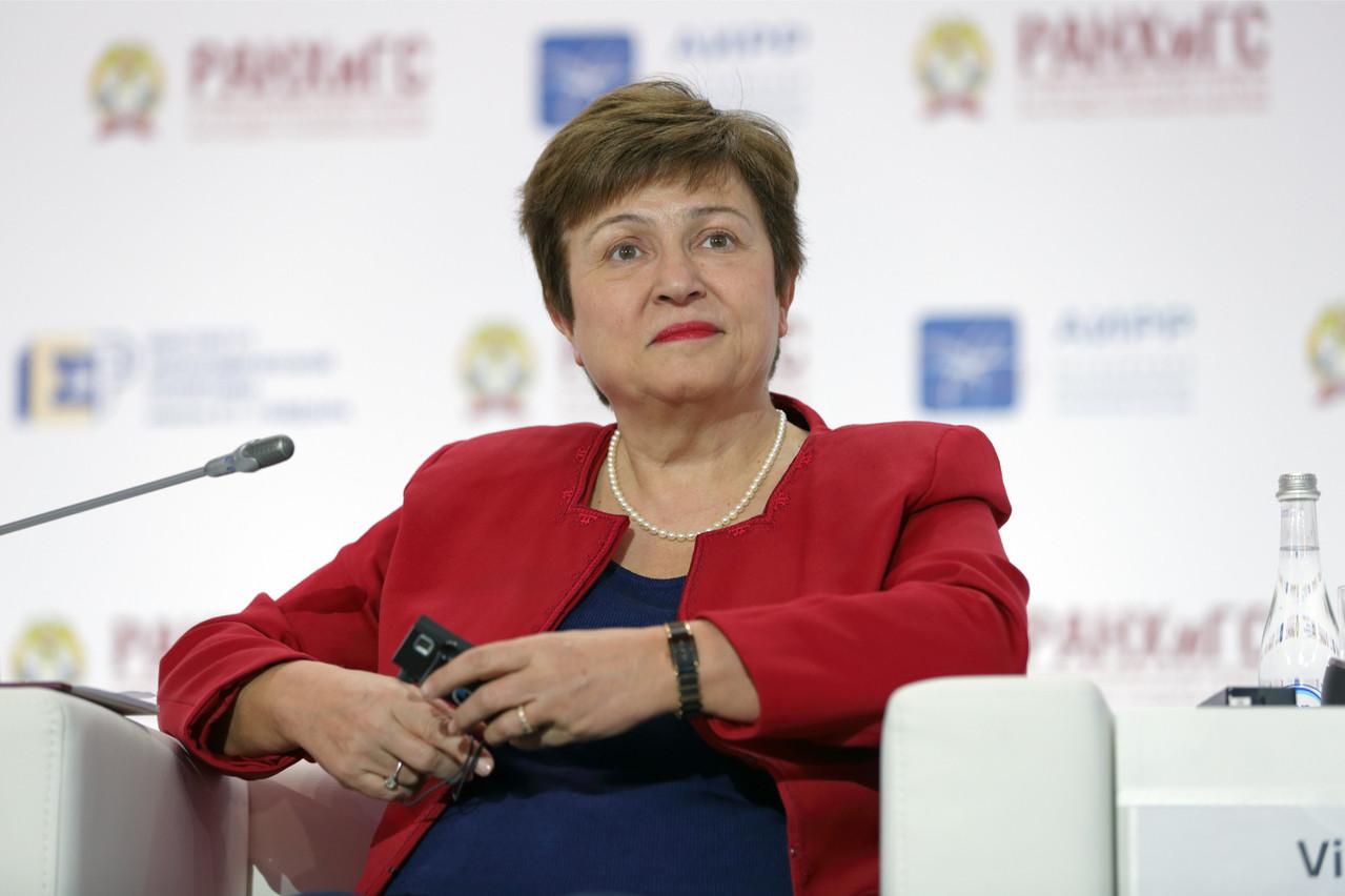 Kristalina Georgieva s'attend à une nouvelle accélération de la croissance, qui ne sera pas sans poser de problèmes. (Photo: Shutterstock)