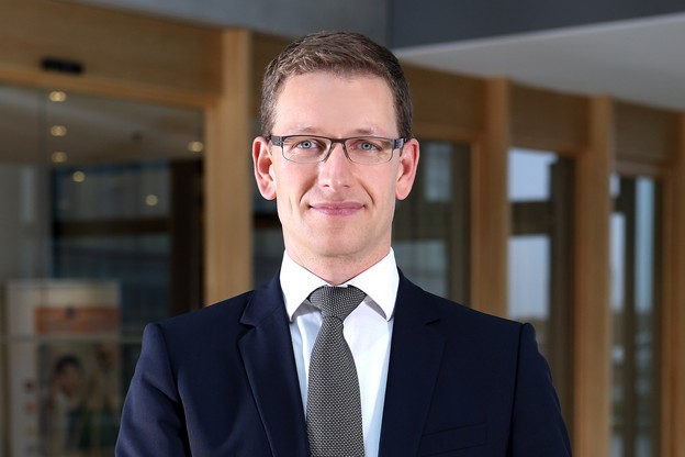 Olivier Carré, financial services market leader chez PwC Luxembourg. (Photo: Olivier Minaire)