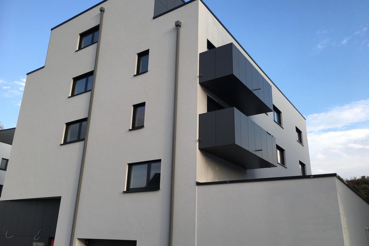La résidence Cécile Ginter se trouve dans la Cité O' à Differdange. (Photo: Fondation Cécile Ginter)