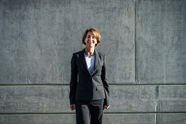 Tonika Hirdman, directrice générale de la Fondation de Luxembourg, a poussé, depuis le début, les investissements responsables. (Photo: Mike Zenari/archives)