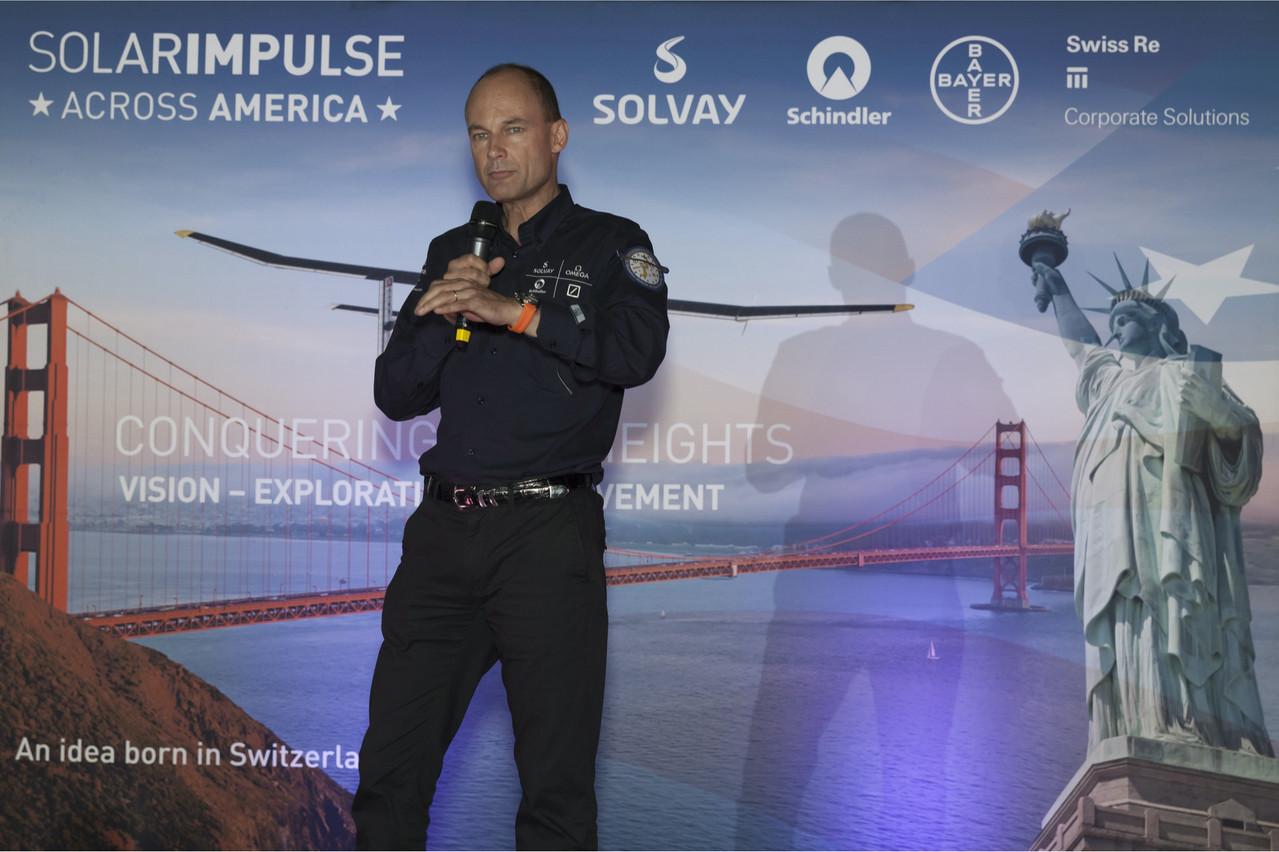 Après la technologie solaire pour son avion Solar Impulse, BertrandPiccard se penche sur les techniques de l'impact investing. (Photo: Shutterstock)