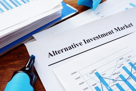 Les fonds alternatifs ont le vent en poupe. (Illustration: Shutterstock)