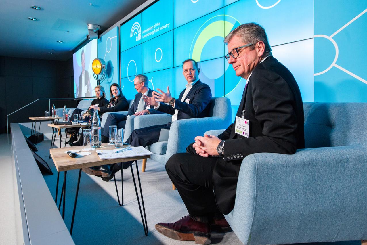 L'Alfi a tenu sa conférence sur les investissements alternatifs ces 26 et 27 novembre. (Photo: Lala La Photo)