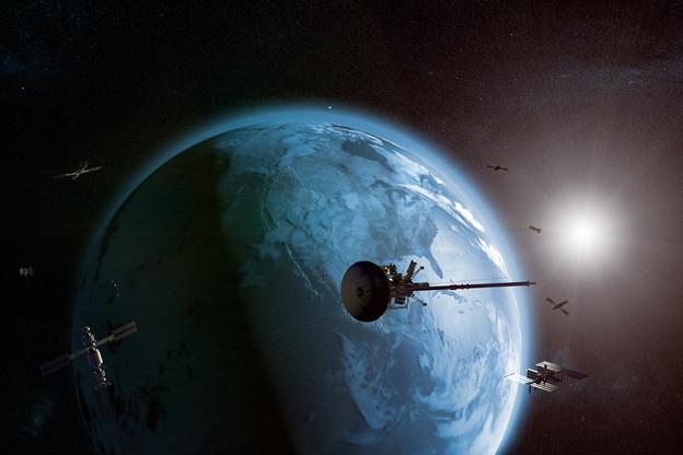 Les nanosatellites et l'observation de la Terre sont les deux domaines qui génèrent du chiffre d'affaires dans le secteur spatial. Les premiers investissements du fonds de capital-risque, monté avec les Américains de Promus Ventures, devraient aller dans ces secteurs. (Photo: Shutterstock)