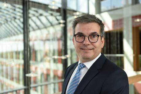 Dietmar Klos constate que les fonds immobiliers ont gonflé de 20% par an au cours des cinq dernières années. (Photo: EY)