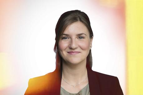 Vanessa Müller, Country Managing Director chez Accenture. (Photo: Maison Moderne)