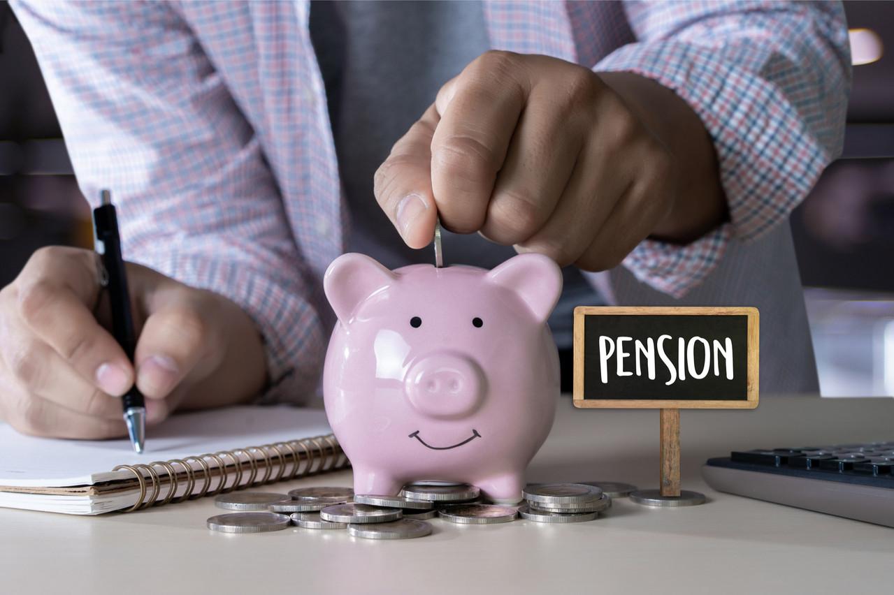 La réserve destinée aux pensions a fortement gonflé au cours de l'année 2019. (Photo: Shutterstock)