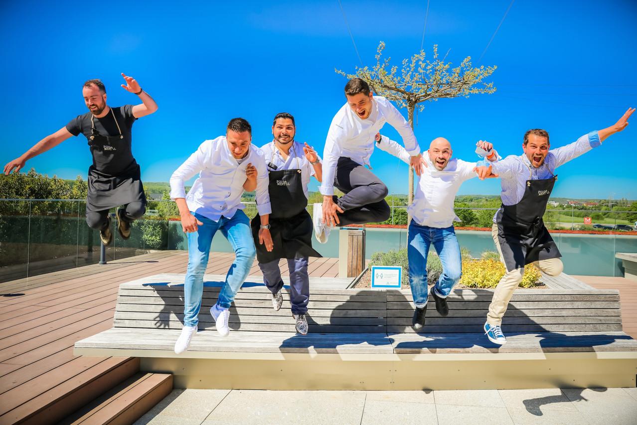 Cinq jeunes chefs réputés et un maître d'hôtel au top: le dîner Food-a-Mental du 20 juin s'annonce explosif! (Photo: Mickael Williquet)