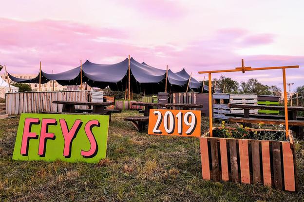 Les chantiers en cours au Kirchberg n'ont pas empêché l'organisation du dernier FFYS. (Photo: FFYS)
