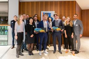 EY mettait les start-up de la foodtech en lumière pour son premier événement «Start-up Series». ((Photo: Romain Gamba / Maison Moderne))