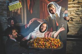 Foodzilla Launch Party - 26.11.2019 ((Photo: Arthur Ranzy))