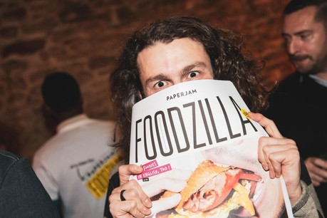 Foodzilla Launch Party - 26.11.2019 (Photo: Arthur Ranzy)