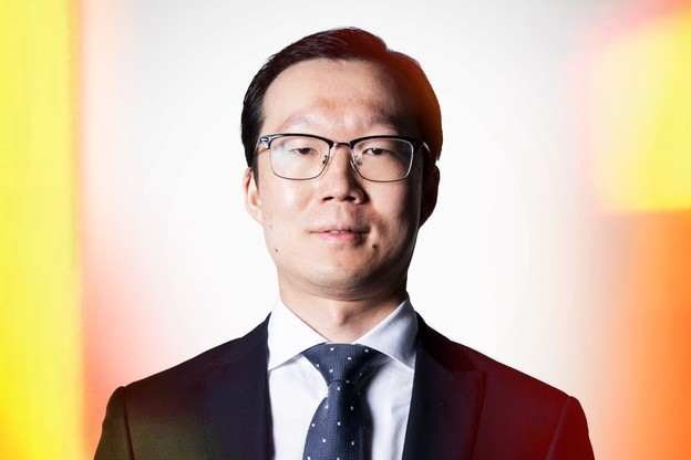 William Zhang, CEO at Huawei Luxembourg. (Photo: Maison Moderne)