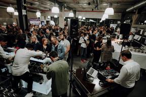 Plus de 500 personnes ont participé à la soirée. ((Photo: Bil))