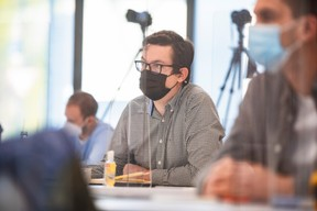 Jeremy David (RBC) ((Photo: Simon Verjus/Maison Moderne))