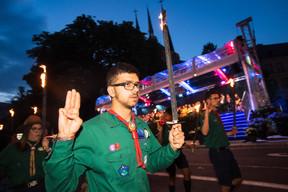 La foule dans les rues pour la Fête nationale - 22.06.2019 ((Photo: Nader Ghavami))