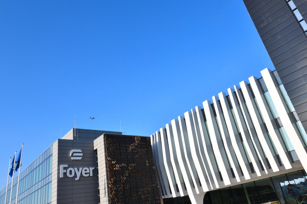 Foyer étudie notamment la possibilité d'installer des panneaux photovoltaïques sur la toiture de son siège situé à Leudelange. (Photo: Foyer)