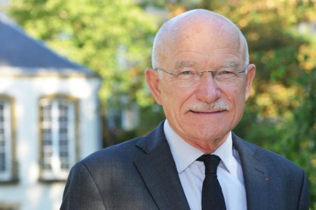 Dominique Gros demande le soutien d'Emmanuel Macron pour négocier une compensation fiscale du Luxembourg voisin. (Photo: D.R.)