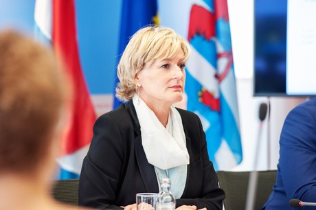 Francine Closener ne sera pas la prochaine présidente des socialistes luxembourgeois. (Photo: LaLa La Photo, Keven Erickson, Krystyna Dul/Archives)